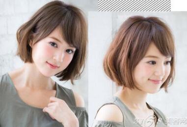 脸又大又圆适合什么发型?