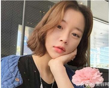 2017年韩国流行什么短发?