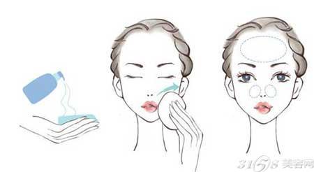爽肤水的正确使用方法是什么?