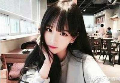 2017韩国女生流行发型图片