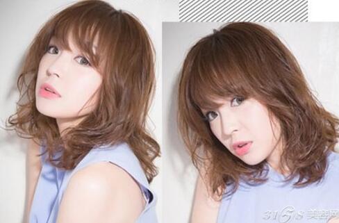 菱形脸短发发型图片 比修容神器还厉害图片