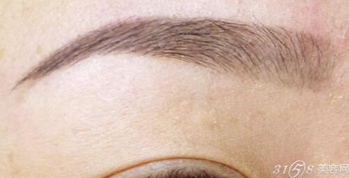怎么画眉毛?画眉毛步骤图