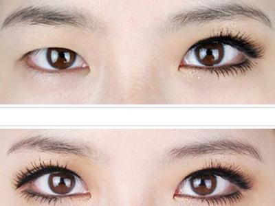 大眼妆的画法步骤图 助你画出迷人双眼