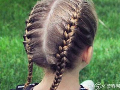六一儿童节扎什么头发?六一幼儿扎什么头发?