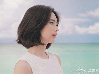 夏天女生短发发型 清爽过夏就得选短发