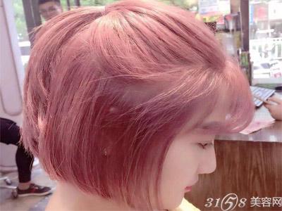 玫瑰金色是什么颜色?玫瑰金色头发怎么染好看?
