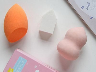 海绵粉扑多久洗一次?如何清洗干净?