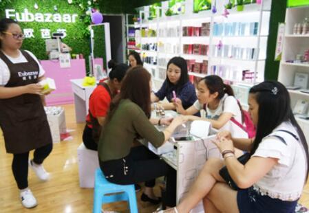 欧芭莎化妆品加盟费多少?加盟要多少钱才能开店?