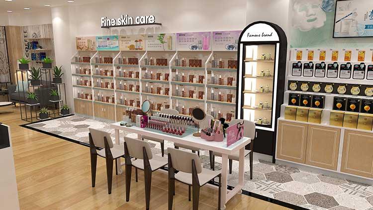 开个化妆品店怎么样