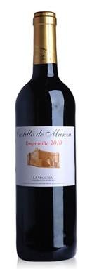 曼扎城堡红葡萄酒