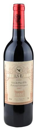 法国威尔斯鹰干红葡萄酒