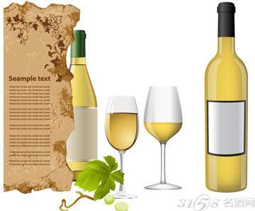 白葡萄酒品鉴之道