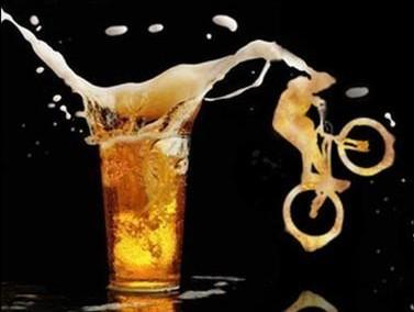 研究发现:运动后喝啤酒比喝白水更解渴