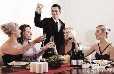 喝红酒的礼仪:红酒餐桌礼仪注意哪些?