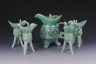 中国古代酒具的发展