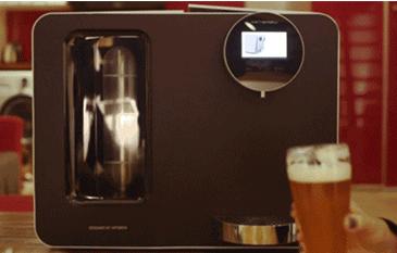 爱咕噜精酿啤酒机 自酿啤酒只需7天
