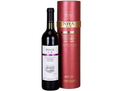 尼雅葡萄酒价格表一览