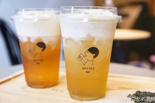 喜茶加盟要多少钱
