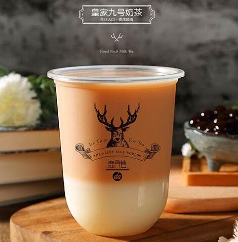 鹿角戏奶茶加盟费用是多少