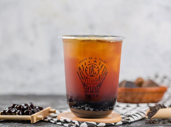 开一家老虎黑糖茶店要多少钱