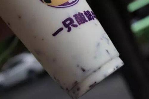一只酸奶牛加盟费用大概要多少钱