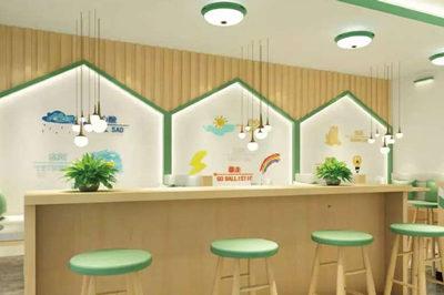开一个正规的奶茶店都需要什么