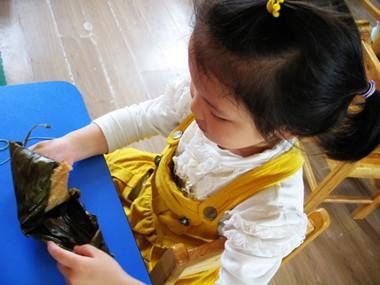 儿童吃粽子的注意事项