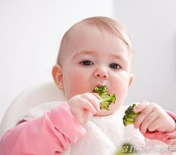 冬季给宝宝吃什么辅食好?