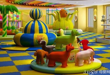 最有名的儿童乐园加盟