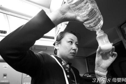 春节回家飞机上能带婴儿奶粉吗?