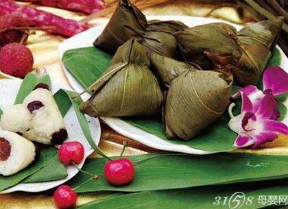 端午节你给宝宝讲了吃粽子的习俗吗?