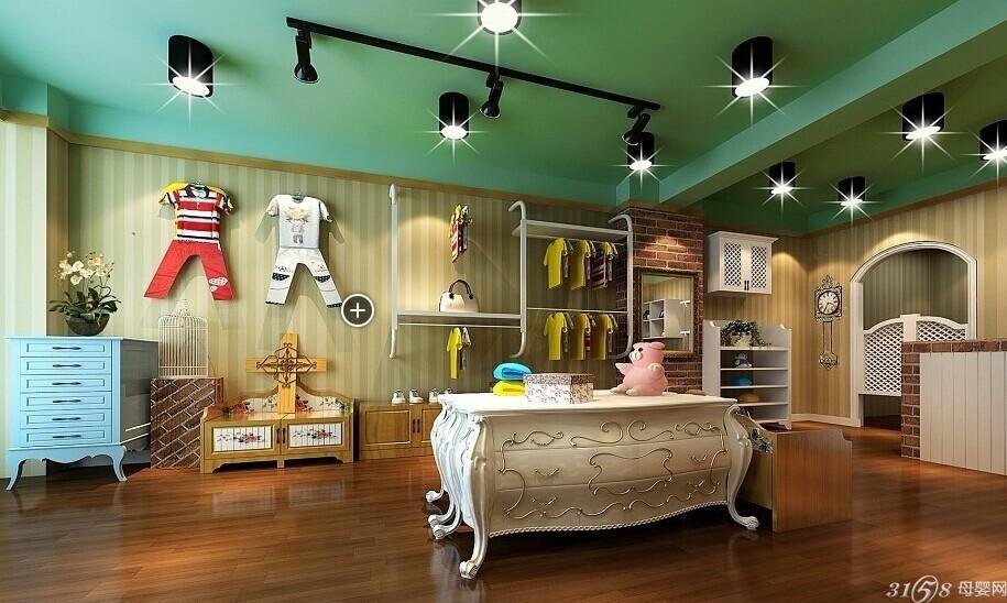广州可爱可亲加盟连锁童装店如何经营