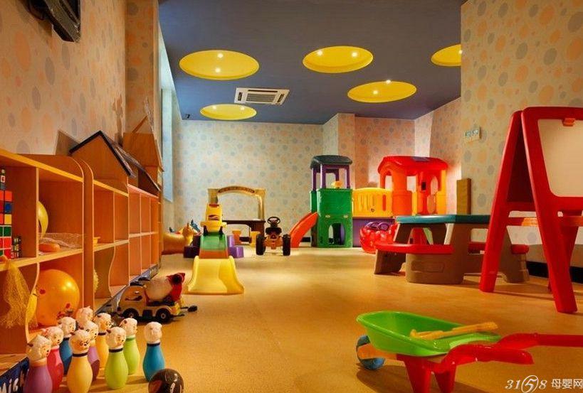 2015室内儿童乐园加盟排行榜