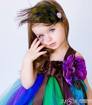 六一儿童节发型设计