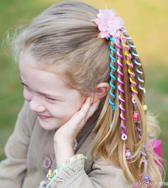 六一儿童节女孩发型 可爱的发型分享