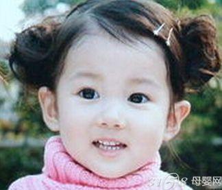 六一儿童节盘发 可爱发型扎法