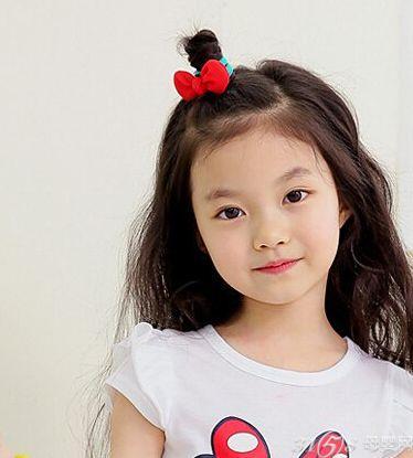 六一儿童节发型设计 甜美公主系列