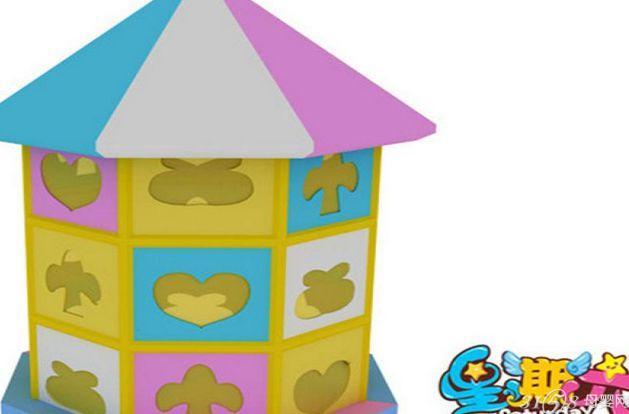 星期六儿童成长主题乐园 新时代的游乐园