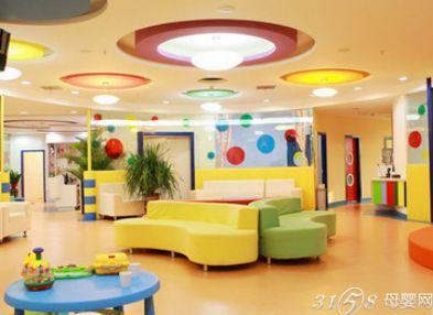 早教中心装修怎么设计-3158母婴网