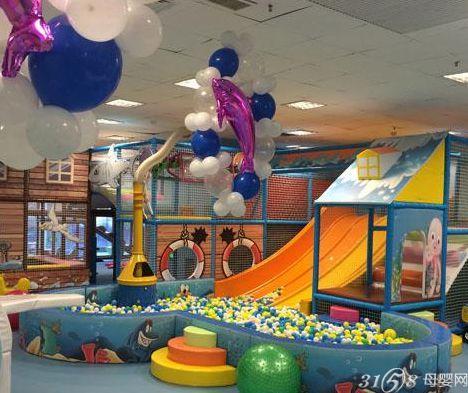 六一物语儿童乐园代理