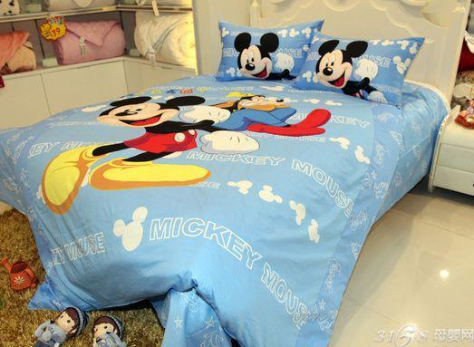 儿童床上用品加盟店