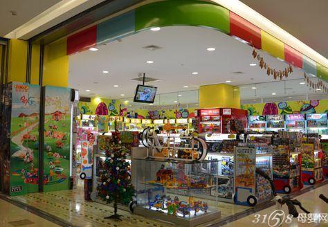 儿童玩具加盟店开在哪比较好