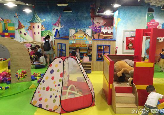 怎样开一家儿童乐园加盟店