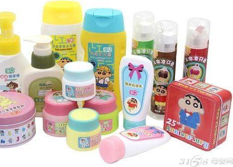 婴童洗护用品加盟店