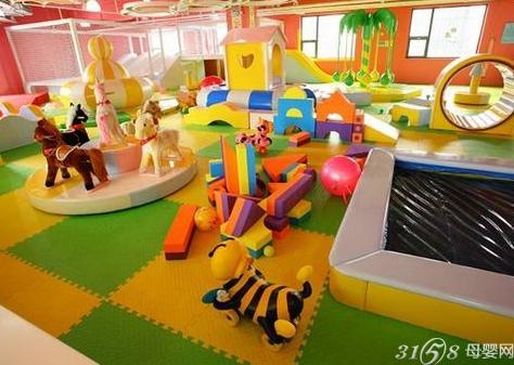 儿童游乐场如何才能赚钱