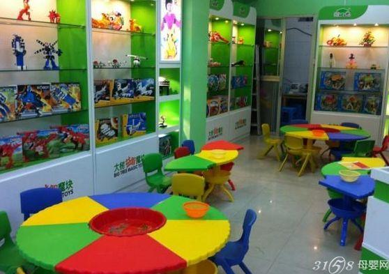 益智玩具加盟店怎么才赚钱