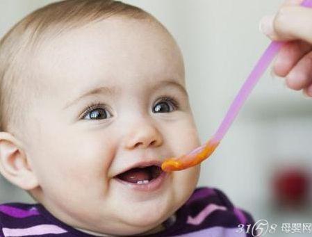 四个月的宝宝如何添加辅食