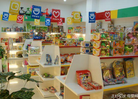 玩具加盟店开在哪生意好