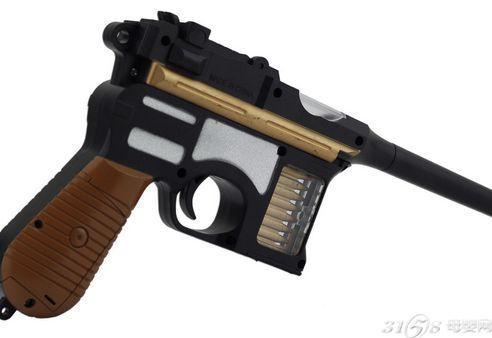 儿童玩具枪哪种好