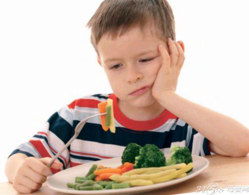 怎样应对孩子不爱吃菜